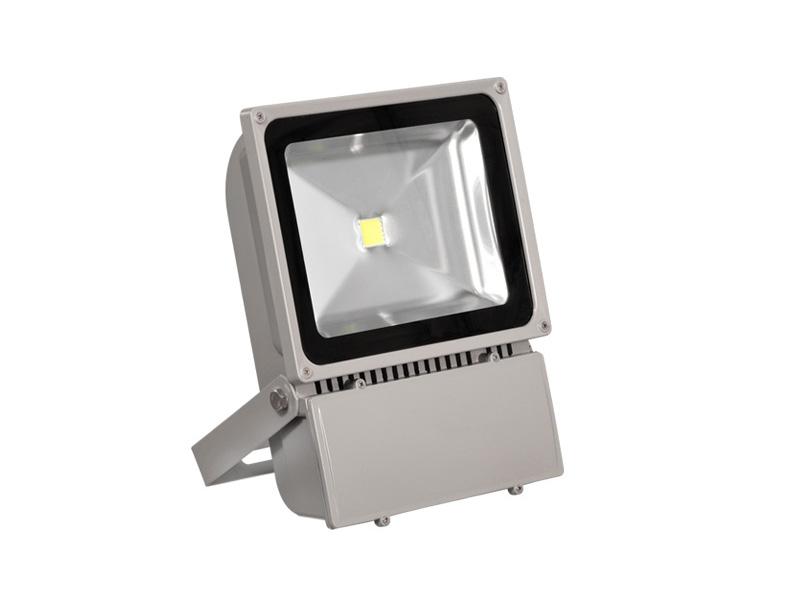 I tec proyector led exterior 100w ip65 3000k - Proyectores led exterior ...